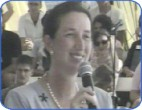 Medjugorje visionaries - the apparitions of our Lady today. Marija Pavlovic Lunetti - through her, Our Lady gives her message to the parish and the world on every 25th of the month.